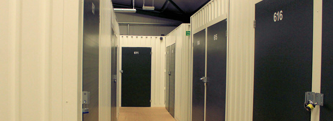 Self Storage in Belper, Derbyshire